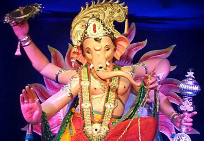 Latest News from India - Get Ahead - Careers, Health and Fitness, Personal Finance Headlines - The best Ganesha pix you'll see today