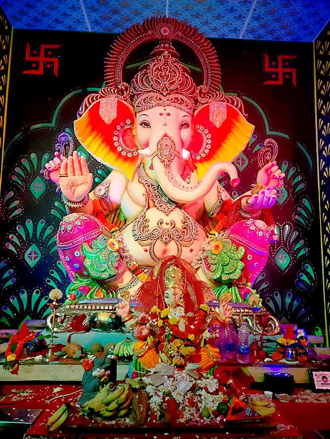 Ganesha pix by readers