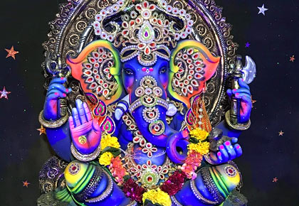 Latest News from India - Get Ahead - Careers, Health and Fitness, Personal Finance Headlines - Pix: Ganpati Bappa Morya!