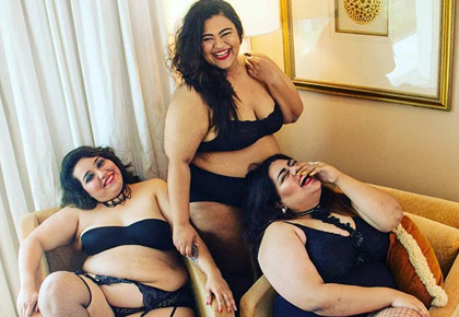 Latest News from India - Get Ahead - Careers, Health and Fitness, Personal Finance Headlines - How this plus-size blogger learnt to love her body