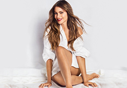 Latest News from India - Get Ahead - Careers, Health and Fitness, Personal Finance Headlines - Oh la la! Sofia Vergara slays in a white buttoned-down shirt