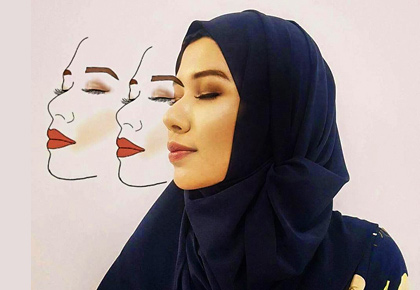 Latest News from India - Get Ahead - Careers, Health and Fitness, Personal Finance Headlines - This fashion blogger in a hijab is winning the Internet