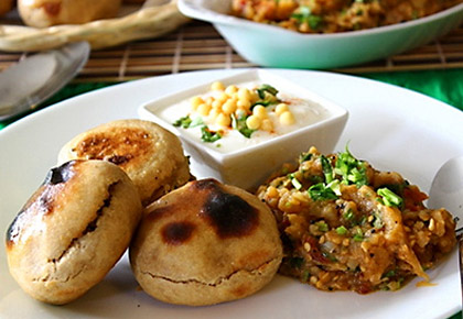 Best cuisine: 'I like litti chokha of Bihar'