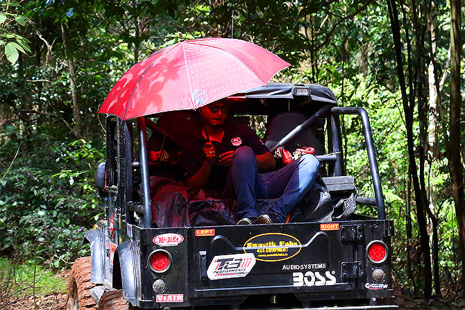 The Mahindra Adventure Sakleshpur Great Escape 2018