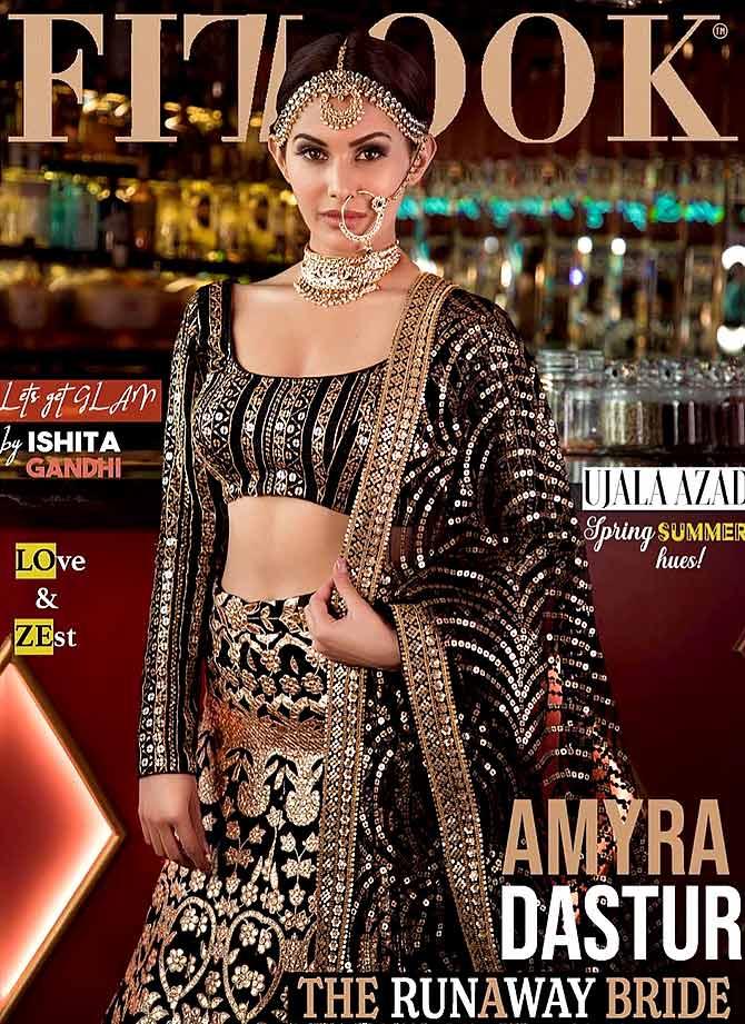 067d4437e6 Stunning! Meet the runaway bride Amyra Dastur - Rediff.com Get Ahead