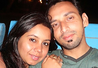 Our love story: 'I ignored him initially'