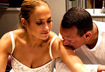 Aww! JLo and Alex Rodriguez are a true power couple