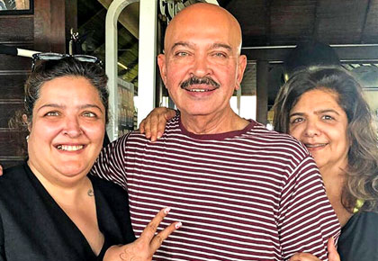 Latest News from India - Get Ahead - Careers, Health and Fitness, Personal Finance Headlines - The cancer that Rakesh Roshan is battling