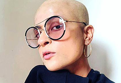 Latest News from India - Get Ahead - Careers, Health and Fitness, Personal Finance Headlines - Ayushmann Khurrana's wife goes bald, wins the Internet