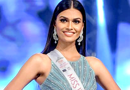 Gorgeous! Meet Miss India World 2019
