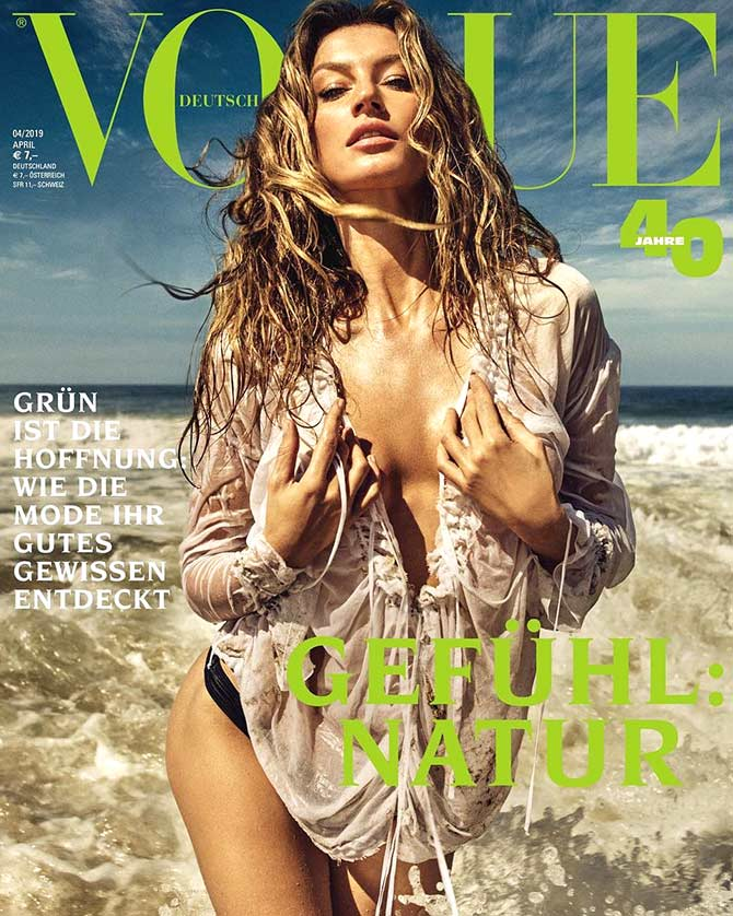 Why Gisele Bundchen is so hot right now - Rediff com Get Ahead