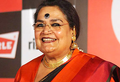 When Usha Uthup promised not to solicit!
