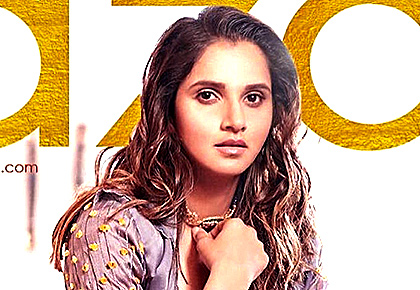 Sania Mirza stole our hearts with her minimal look