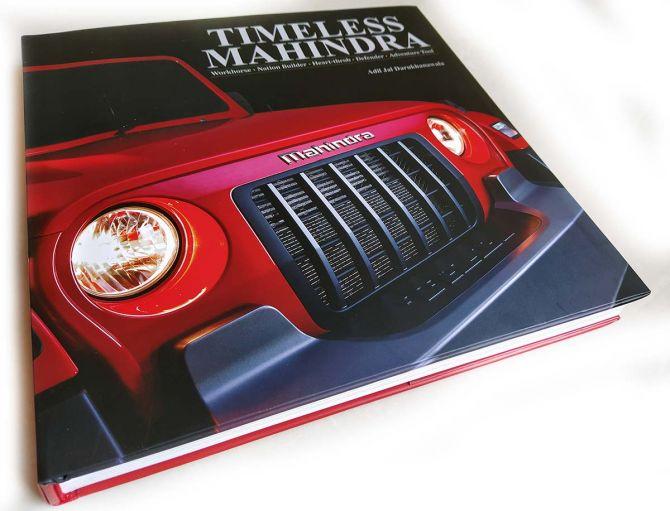 Timeless Mahindra - The book
