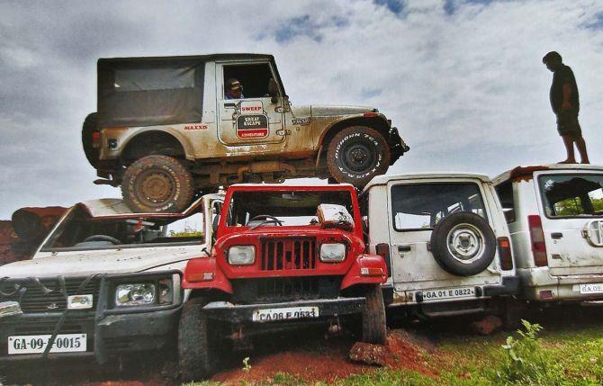 Mahindra Adventure Igatpuri