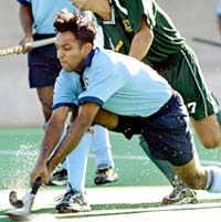 Gagan Ajit Singh recovered his goalscoring instincts