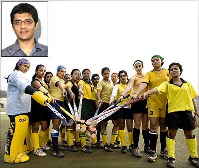 Chak De India. Inset: Jaideep Sahni