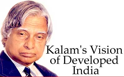 Kalam's Vision of Developed India