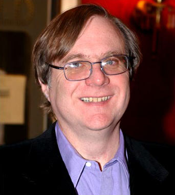 Paul Allen. Photo: Scott Gries/ImageDirect