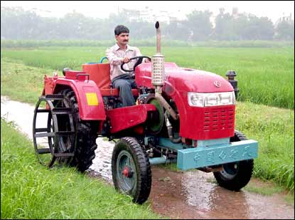 The Angad tractor