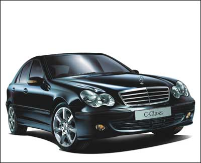 The Mercedes-Benz C-Class