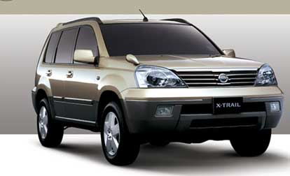 Nissan X-Trail.