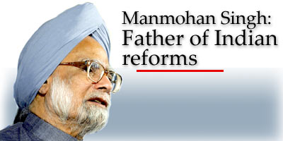 Manmohan Singh. Photo: Sebastian D'Souza/AFP/Getty Images