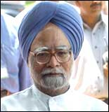 Prime Minister Manmohan Singh. Photo: Getty Images
