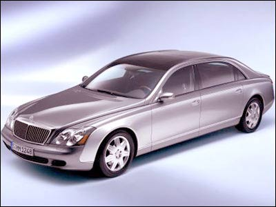 India's 1st Maybach for Manikchand boss