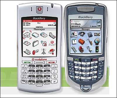 Blackberry 7100