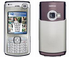 The Nokia N 70