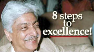azim premji success story