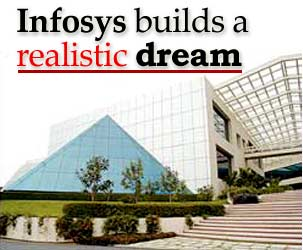 Infosys' Global Education Centre in Mysore. Photograph: Infosys Web site