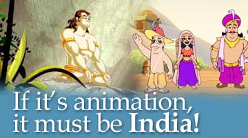 If It S Animation It Must Be India