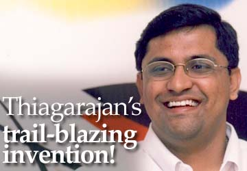 Arvind Thiagarajan. Photo: Sreeram Selvaraj