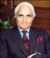 K P Singh, Chairman, DLF Group. Photograph courtesy: DLF