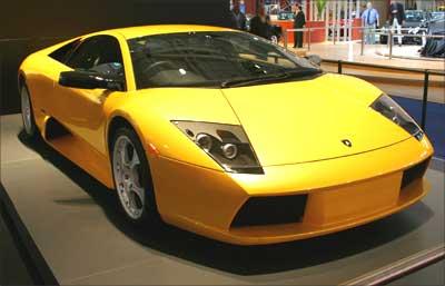 Lamborghini In India Rs 3 Crore