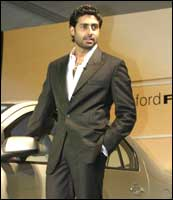 Abhishek Bachchan. Photograph: Jewella C Miranda