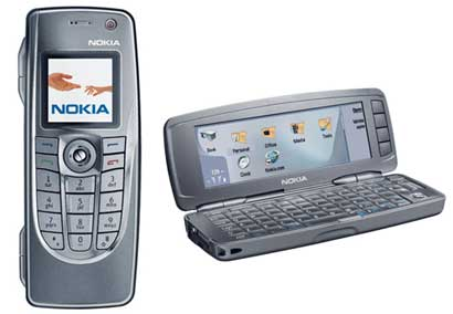 All about Nokia 9300i