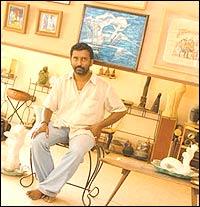 Udipi Vasudevarao Umesh. Photograph: Outlook Money