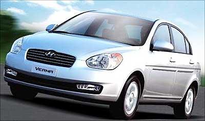 Hyundai Verna Rs 6 21 Lakh