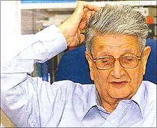 Dr Keki, Gharda