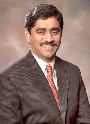 Ram Varadarajan, president and CEO of Arcot Systems.