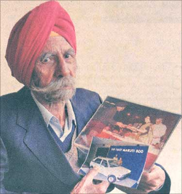 First owner of the Maruti 800
