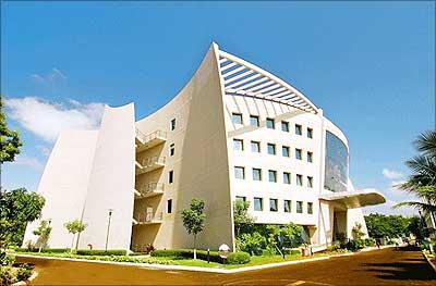 L&T Infotech building