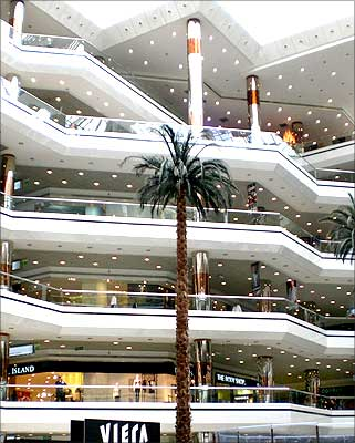 SM City North EDSA.
