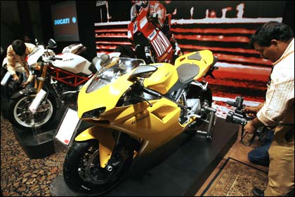 This Ducati Bike Will Cost You Rs 50 Lakh Business