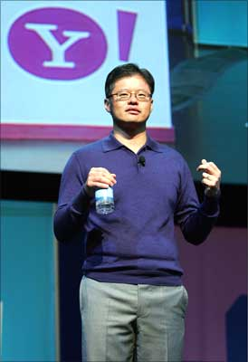 Jerry Yang, ex-CEO, Yahho!