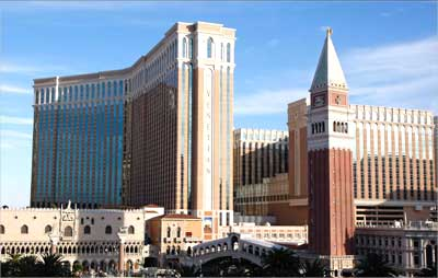 The Venetian Resort hotel Casino n Las Vegas, Nevada