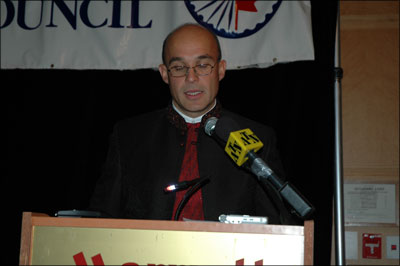 James Laurence Balsillie, founder and co-chief executive officer of Research in Motion